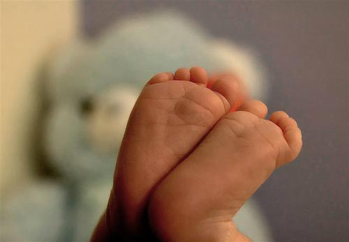 胎児との遊び方「キックゲーム」お腹の中の赤ちゃんと遊ぼう