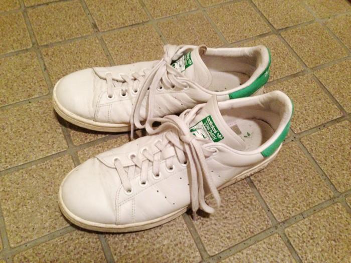 ミニマリストの靴こそ「スタンスミス」これマストアイテム!!