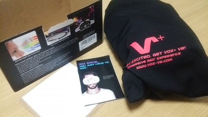 VOX 3DVR