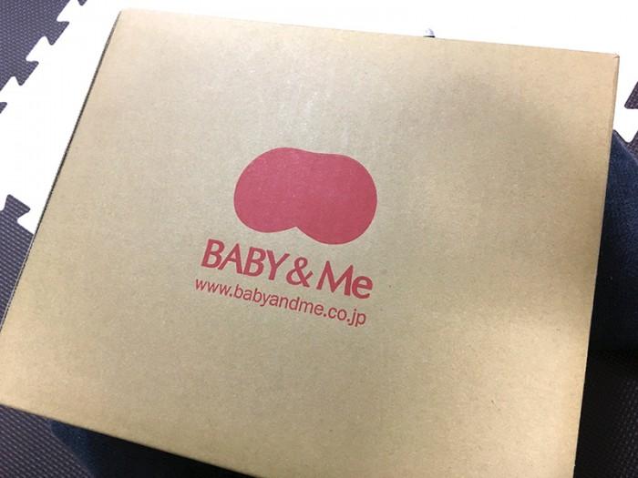 BABY&Me(ベビーアンドミー)のヒップシートキャリアONEのレビュー